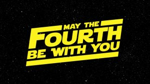 maythe4th (May the 4th be with you)