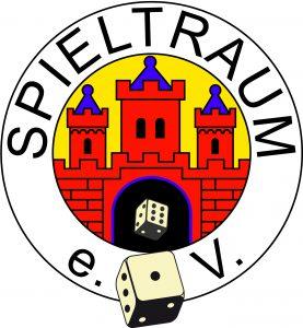Spieltraum Logo (Helfer gesucht für die Oldenburger Spieletage)